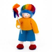 Ambrosius Rainbow Child 9cm