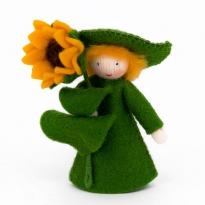 Ambrosius Sunflower Fairy 8-10cm