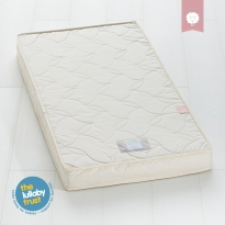 Natural Latex Twist Standard Cot Bed Mattress 70x140