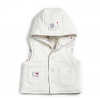 Nature's Purest Hooded Gilet - My First Friend