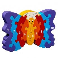Lanka Kade Butterfly 1-10 Jigsaw