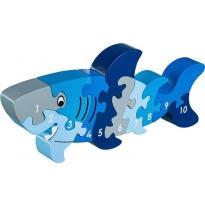 Lanka Kade Shark 1-10 Jigsaw
