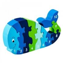 Lanka Kade Whale 1-10 Jigsaw