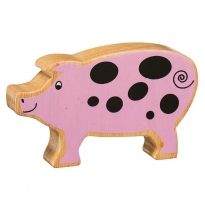 Lanka Kade Pink Spotted Pig