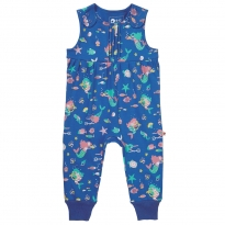 Piccalilly Mermaid Dungarees