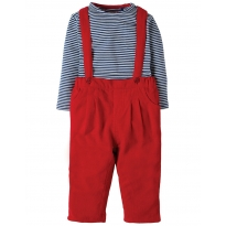Frugi Noel Cord Outfit