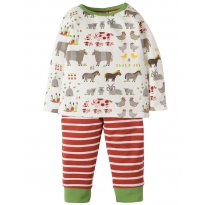 Frugi Hay Days Oliver Outfit