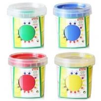 OkoNorm Finger Paints 4 Primary Colours