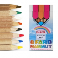 OkoNorm 8 Jumbo Coloured Pencils