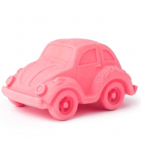 Oli & Carol Small Beetle Car - Pink