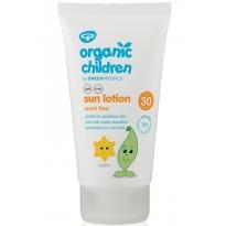 Organic Children SPF30 Sun Lotion 150ml