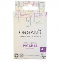 Organii Organic Cotton Patches x 45