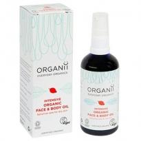 Organii Intensive Face & Body Oil 100ml
