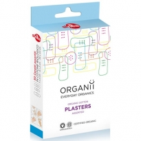 Organii Organic Cotton Patches x 50