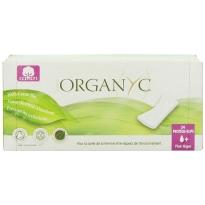 Organyc 24 Light Flow Panty Liner Sanitary Pads