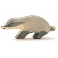 Ostheimer Badger with Straight Head