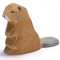 Ostheimer Beaver Sitting