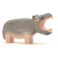 Ostheimer Hippopotamus with Open Mouth