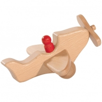 Ostheimer Natural Open Plane With 1 Person