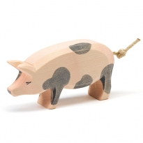 Ostheimer Spotted Pig Head High