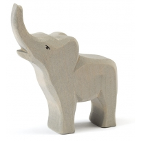 Ostheimer Small Trumpeting Elephant