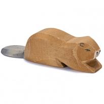 Ostheimer Beaver Lying