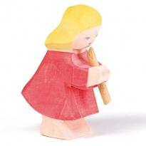 Ostheimer Girl Playing Flute