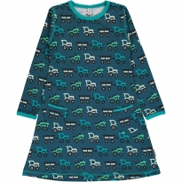 Maxomorra Tractor LS Dress