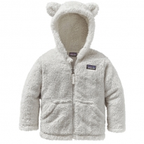 Patagonia Furry Friends Hoody - Birch White