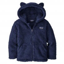 Patagonia Furry Friends Hoody - New Navy