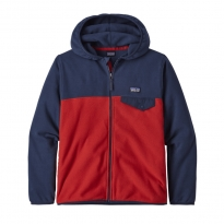 Patagonia Micro D Snap-T Jacket - Fire
