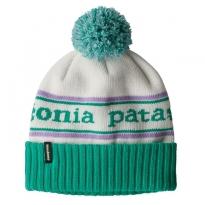 Patagonia Powder Town Beanie - Park Stripe: Plains Green