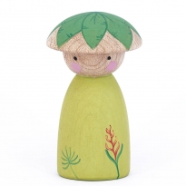 Peepul Botanical Peg Doll