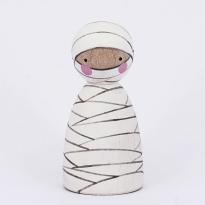Peepul Mummy Peg Doll
