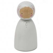 Peepul Easter Bunny Peg Doll
