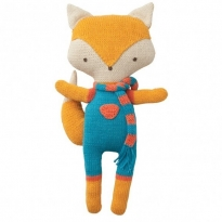 Peppa Felix Fox Cuddly Friend