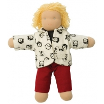 Hoppa Waldorf Doll Jack