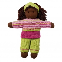 Peppa Tess Waldorf Doll - 30cm
