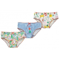 Piccalilly Knicker Set 3 Pack