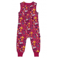 Piccalilly Enchanted Forest Dungarees