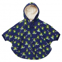 Piccalilly Frog Poncho