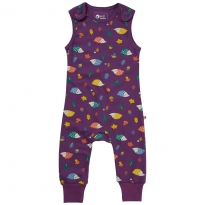 Piccalilly Hedgehog Dungarees