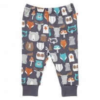 Piccalilly Forest Friends Leggings