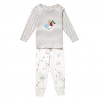 Piccalilly Robin Pyjamas