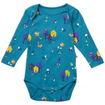 Piccalilly Woodland Baby Body