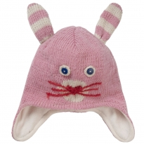 Piccalilly Bunny Knit Hat
