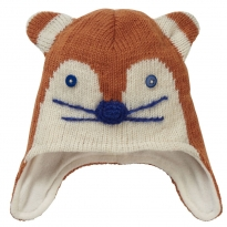 Piccalilly Fox Knit Hat