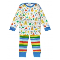 Piccalilly Little Langdale Stripe Pyjamas