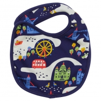 Piccalilly London Reversible Bib