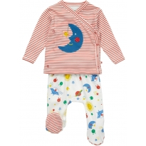 Piccalilly Retro Space Baby Set